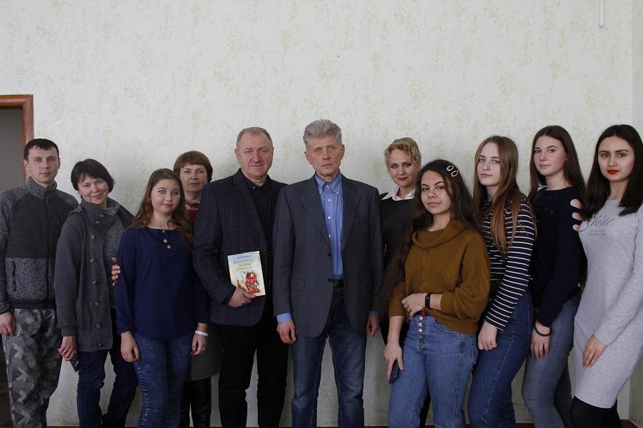 I«Моя боротьба за мову»: презентація книги відбулася в ННІ УФСК