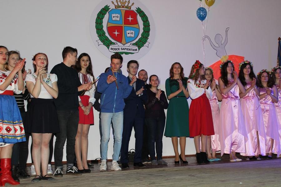 IСтуденти ННІ УФСК розкрили свої таланти на мистецькому фестивалі