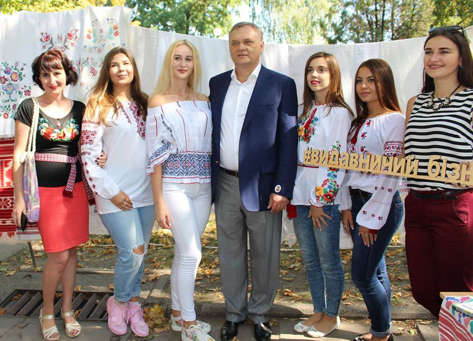 IННІ УФСК презентував свою роботу в студмістечку
