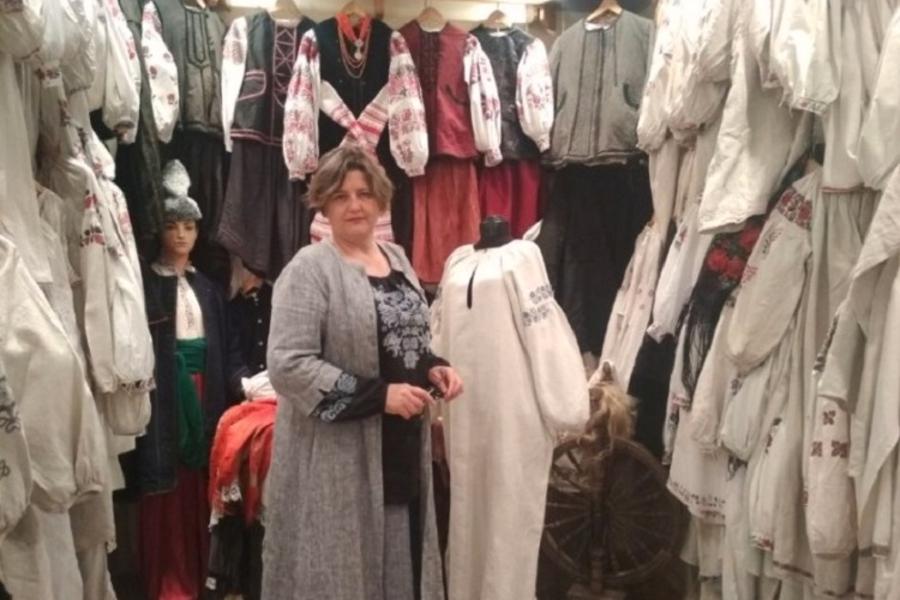 IДиректорка «Музею українського рушника» розповіла про давні функції вишиванки