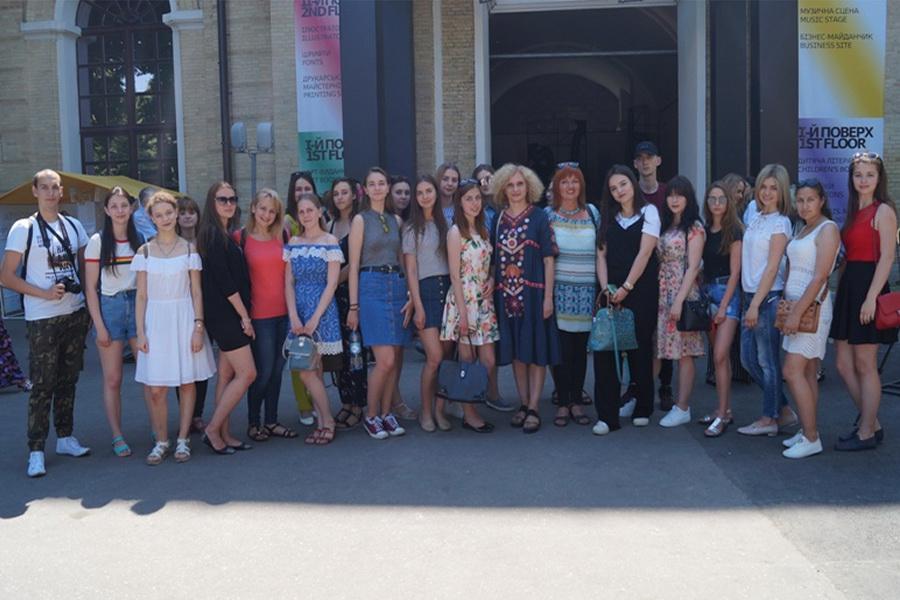 IСтуденти ННІ УФСК відвідали «Книжковий Арсенал – 2018»